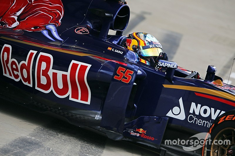 Para Carlos Sainz, oitavo no grid mostra força da Toro Rosso