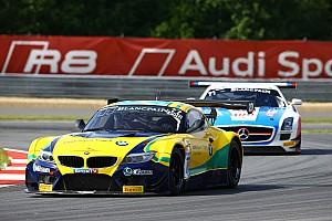Blancpain Sprint Últimas notícias Átila e Valdeno voltam a subir no pódio na etapa russa da Blancpain Sprint Series