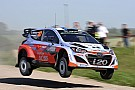 Positive progress for Hyundai Motorsport on penultimate day of Rally Poland