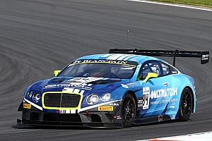 Blancpain Sprint Résumé de course Bentley et HTP s'imposent à Moscou