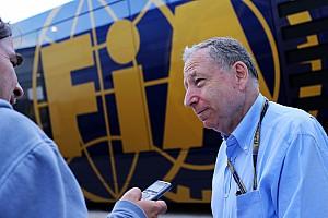 F1 Noticias de última hora Jean Todt inaugura Congreso Americano