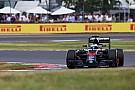 McLaren провела съемочный день в Сильверстоуне