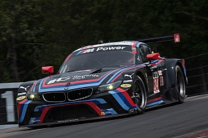IMSA Race report BMW Team RLL finishes second and fourth in Canada