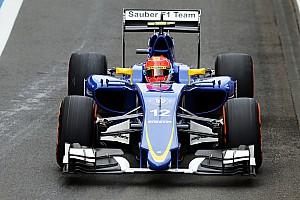 F1 Noticias de última hora Nasr: