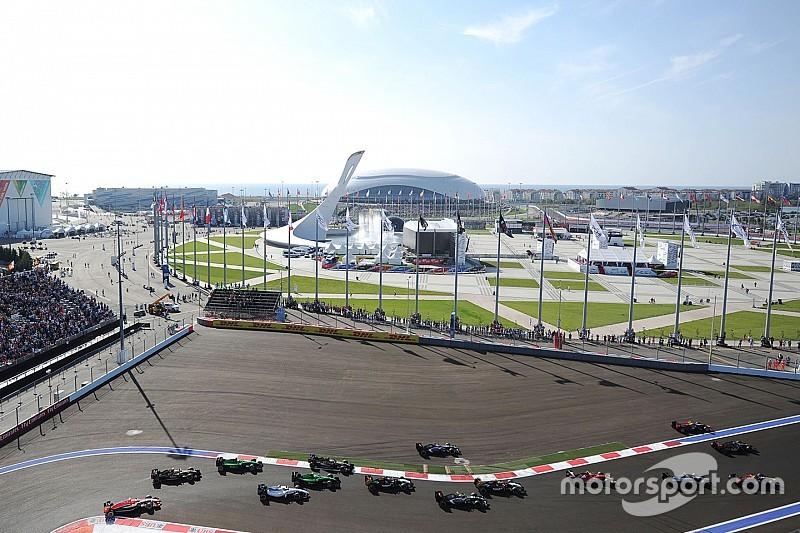 Aseguran que el Gran Premio de Rusia no está bajo amenaza