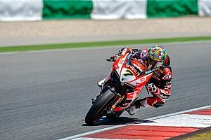 WSBK Résumé d'essais Les Ducati sont à l'attaque