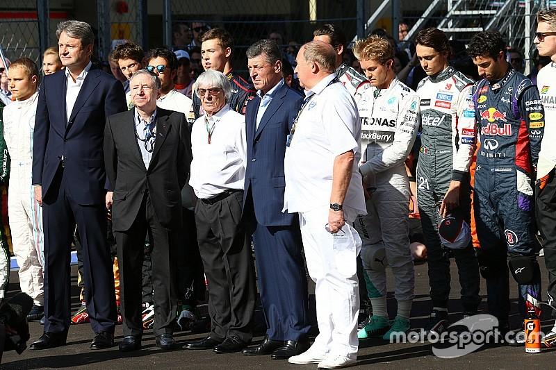 FIA's statement on Bianchi's demise