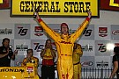 Victory a breath of fresh air for Hunter-Reay and Andretti