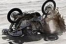 Dakar 2010: 6^ tappa, cade Luca Manca, è grave