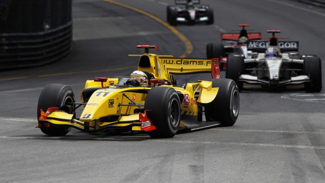 Assolo di d'Ambrosio in gara 2 a Monaco