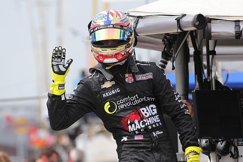 """Sage Karam, le """"méchant"""" dont l'IndyCar a besoin"""