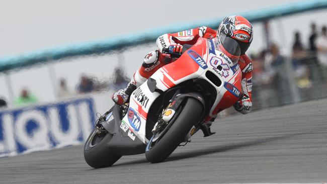 Honda, Ducati e Suzuki al lavoro a Misano da domani