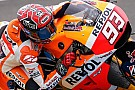 Sachsenring, Libere 1: subito duello Marquez-Rossi