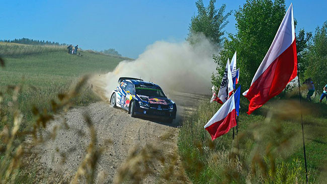Polonia, PS15: Mikkelsen all'attacco di Ogier