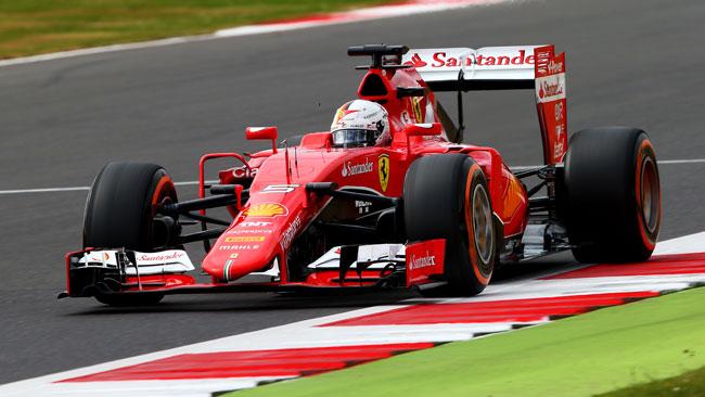"""Vettel: """"Abbiamo commesso degli errori"""""""