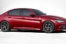 Alfa Romeo Giulia e il sogno di vederla in gara