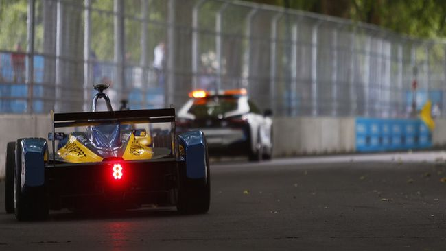 Il London ePrix scatterà in regime di Safety-Car