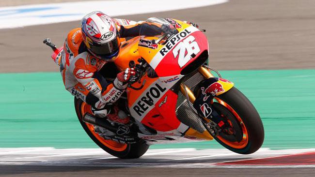 Assen, Libere 2: Pedrosa-Marquez, riscossa Honda!