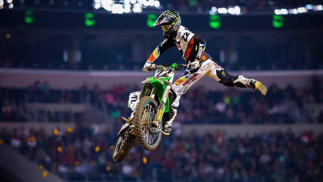 Chad Reed chiude il team Two Two Motorsport