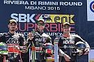 Pirelli soddisfatta per le gare di Misano Adriatico