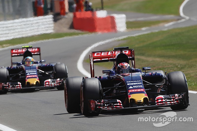 В Toro Rosso ожидают прогресса от Renault