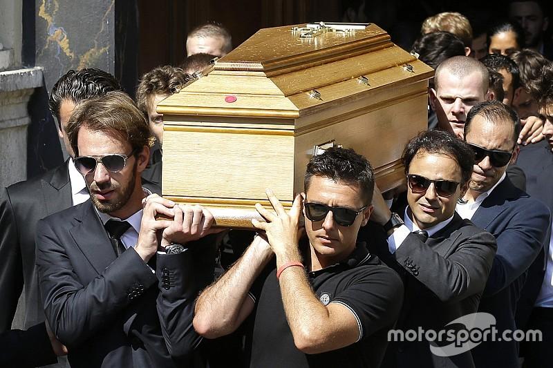 """""""Dizer adeus a Bianchi foi incrivelmente difícil"""", conta Hamilton"""