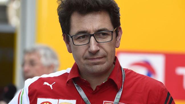 """Binotto: """"Vettel due problemi diversi alla trasmissione"""""""