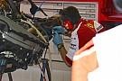 Ferrari: si sostituisce il semiasse rotto di Vettel
