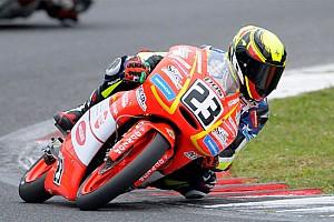 CIV Moto3 Ultime notizie La pioggia sorride a Groppi in gara 2 al Mugello