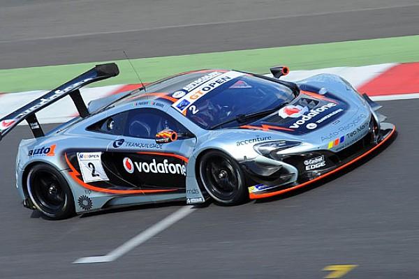 Primo centro per la McLaren in gara 1 a Silverstone
