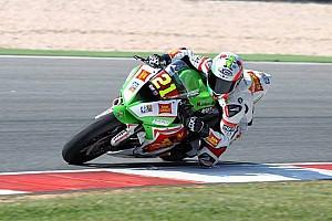 Superstock 600 Ultime notizie Rinaldi si prende la pole position a Portimao