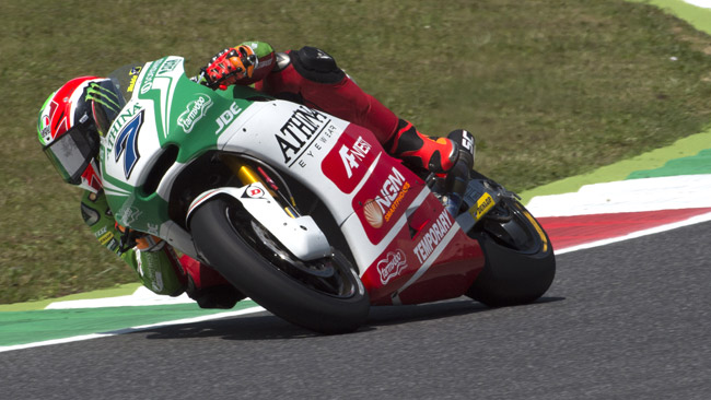 Baldassarri nella top ten al Mugello, Corsi subito out
