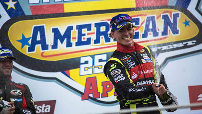 NASCAR Whelen: a Vilarino Gara 2 della ELITE 1
