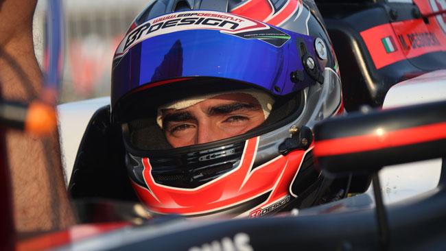 Formazione a quattro punte per la Antonelli Motorsport