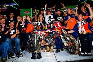 Supercross Ultime notizie Ryan Dungey campione con tre gare d'anticipo