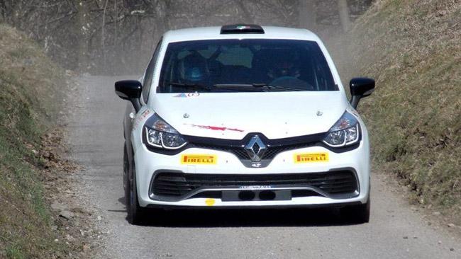 Luca Rossetti torna nel CIR con Promo Sport Racing