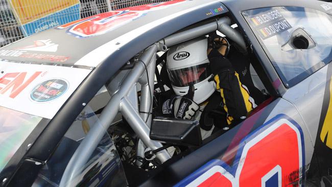 NASCAR Whelen: Dupont continua con Marc VDS