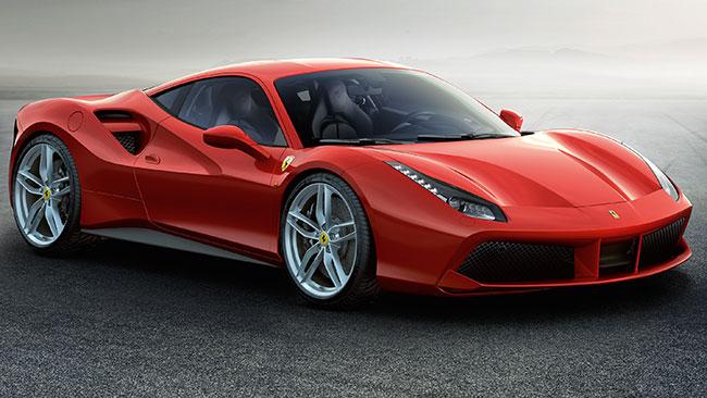 Ferrari 488 GTB: ecco la nuova V8 turbo del Cavallino