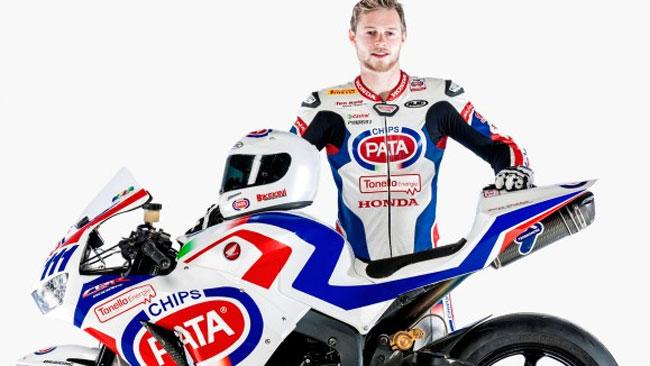 Pata Honda punta su Kyle Smith per la Supersport