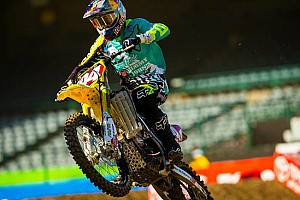 Moto Rally Raid Ultime notizie Bis di Ken Roczen all'Angel Stadium di Anaheim