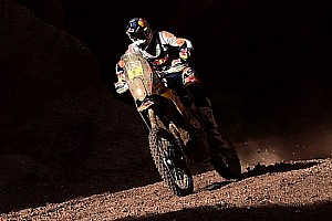 Moto Rally Raid Ultime notizie Dakar, Coma: