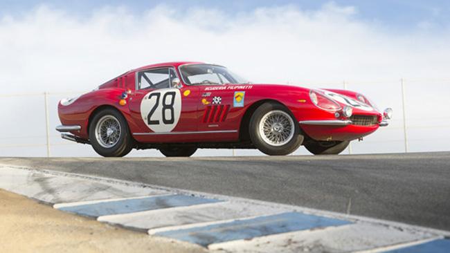 Ferrari: la 250 GTB Competizione va all'asta il 15