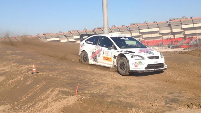 WRC Italia: Romagna si aggiudica la pole