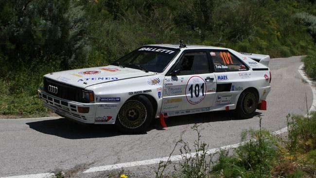 Star Parade: le glorie del rally italiano al Motor Show