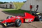 Une Arrows de 1994 aux couleurs de Ferrari en vente!
