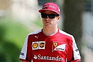 Räikkönen dice aún ser competitivo