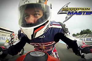 Varie Ultime notizie Sebastien Loeb al via della Scorpion Masters 2013!