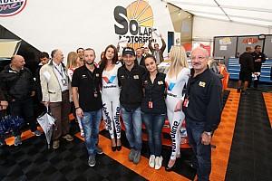 Superstars Ultime notizie Sini celebra il primo podio della Chevrolet Camaro