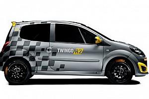 Renault Twingo R2 Evoluzione pronta per il Trofeo Top
