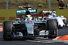 Hungarian GP: Hamilton quickest as Perez rolls